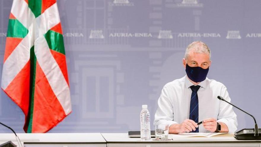 Euskadi declara la emergencia sanitaria frente al virus