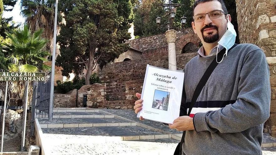 Miguel Ángel Pérez, un defensor del Patrimonio