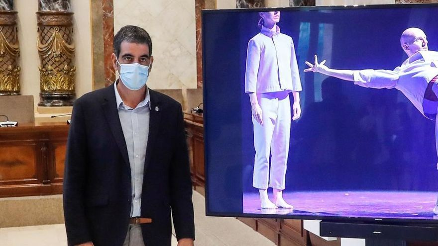 """El alcalde de San Sebastián, en cuarentena tras """"contacto estrecho"""" con un contagiado"""