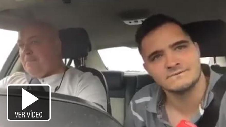 """El padre del británico desaparecido en Ibiza: """"Tenemos que aceptar que no volverá a casa"""""""