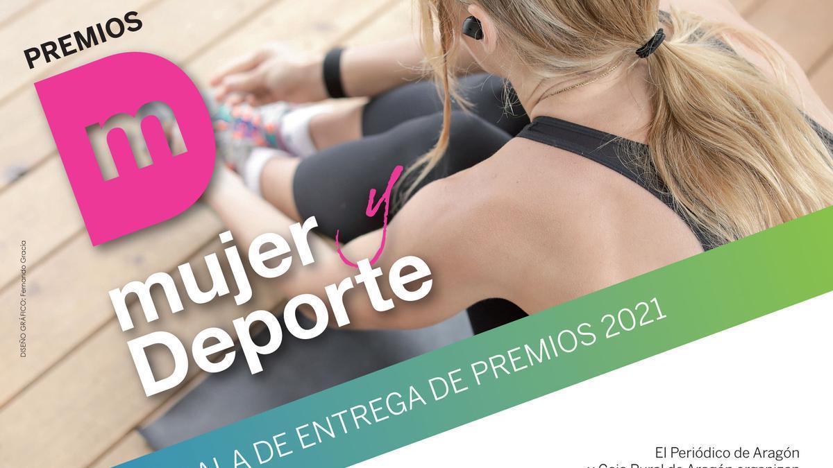 Premios Mujer y Deporte 2021