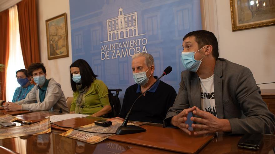 Zamora recupera la figura del organista Antonio de la Cruz Brocarte