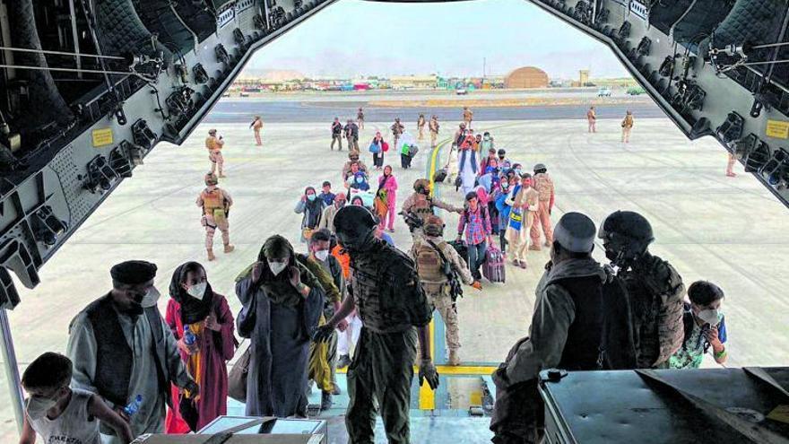 Spanien zieht sich vollständig aus Afghanistan zurück