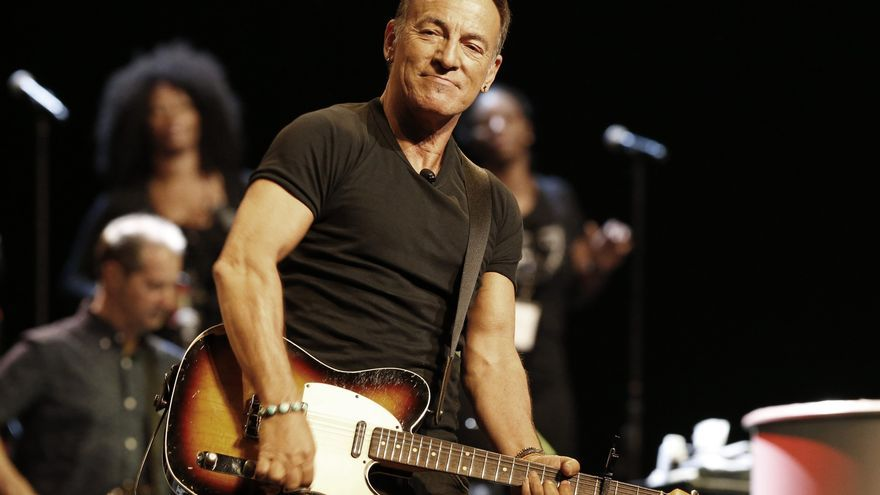 Bruce Springsteen vuelve al rock con 'Letter to You'