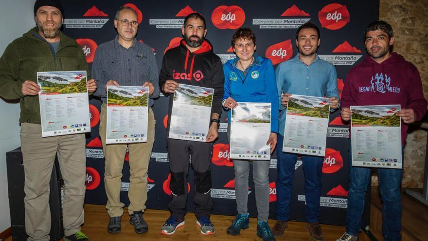 El Trail de Peñamayor, en Nava, primera prueba de la Copa de Asturias