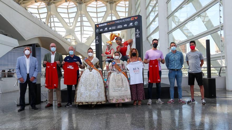 Maratón Valencia 2021 presenta sus camisetas oficiales