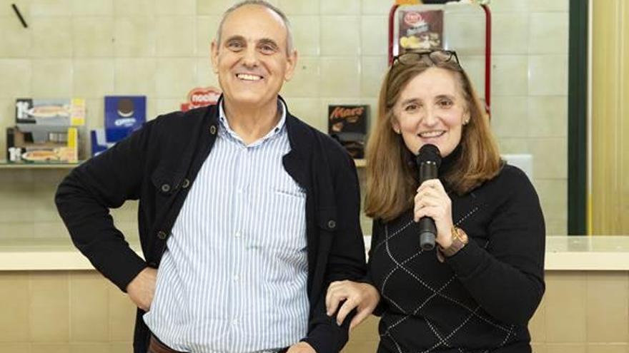 José Antonio Pérez se jubila después de casi 40 años en el IES l'Estació
