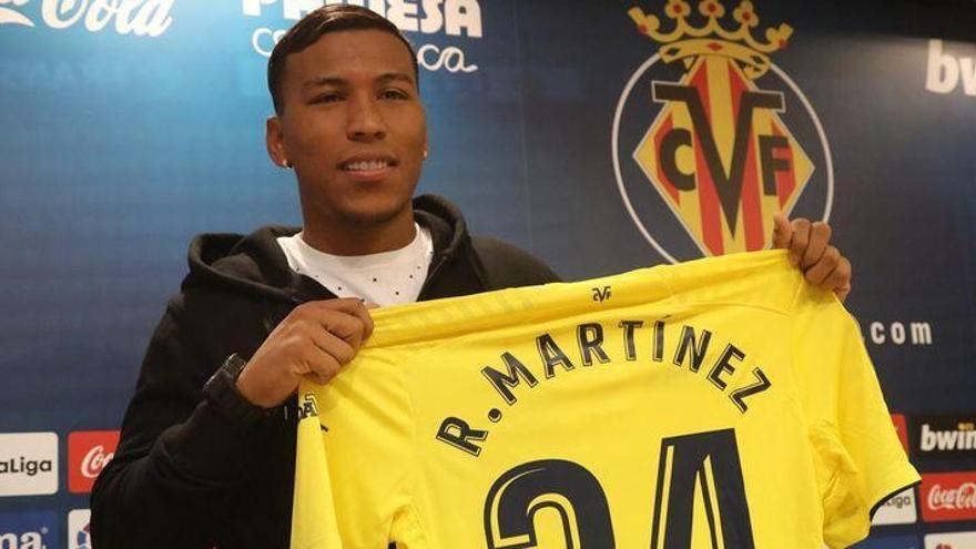 El Villarreal ingresa 8,5 millones por la venta de Roger Martínez al América