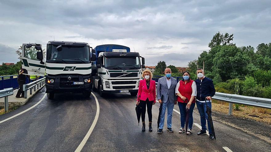 805.000 euros para la mejora de la carretera entre Alcubilla de Nogales y Villageriz