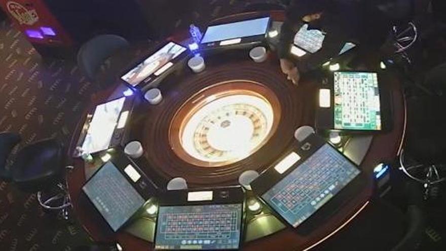 Desarticulada una red que ganó más de 800.000 euros manipulando ruletas de juego