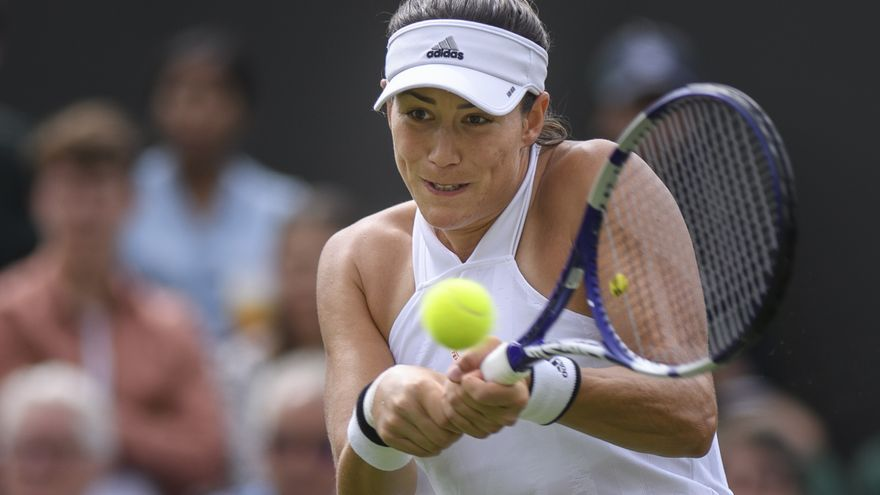 Muguruza se deshace de Pattinama y avanza en Wimbledon