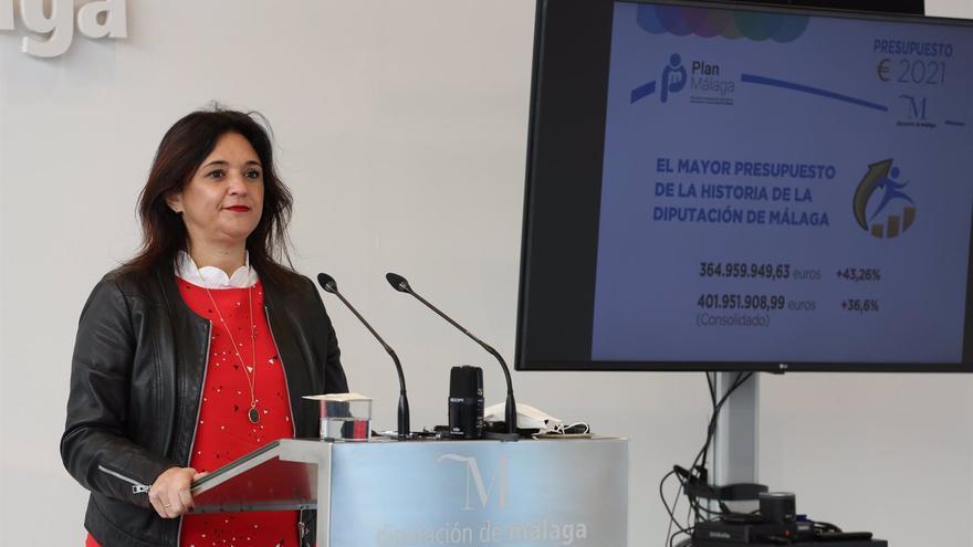 Las pymes ocupan el 82 por ciento de las contrataciones externas de la Diputación en 2020