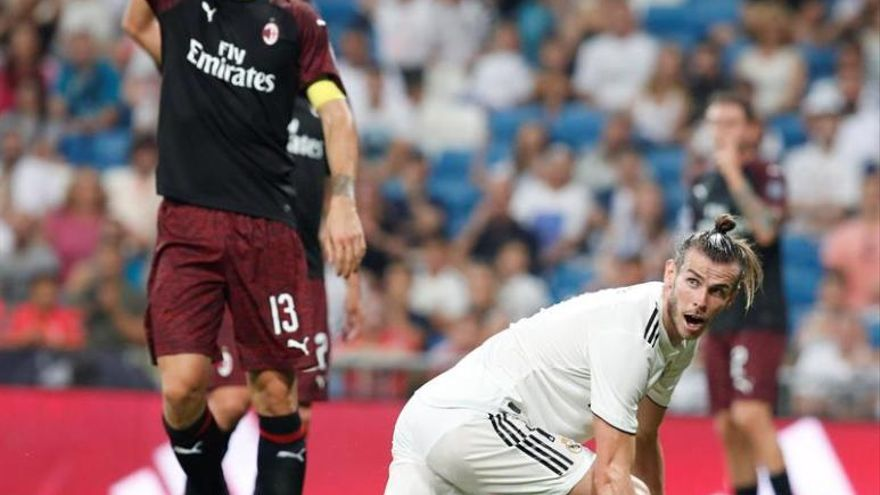 Bale lidera al Real Madrid a cuatro días de la Supercopa