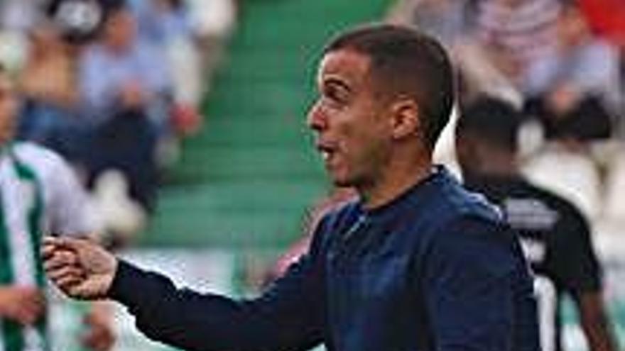"Borja Jiménez: ""Hemos dominado al Córdoba con mucha personalidad"""