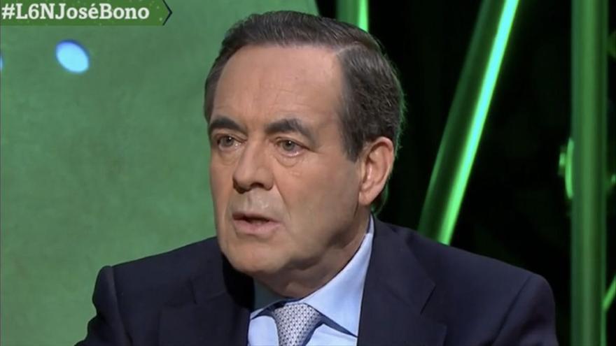 """José Bono califica a Julio Anguita como """"intelectualmente pobre"""" y provoca indignación en la izquierda"""