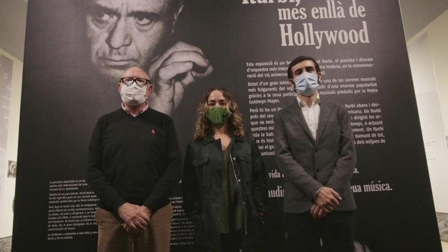 València muestra un José Iturbi lejos de los focos de Hollywood
