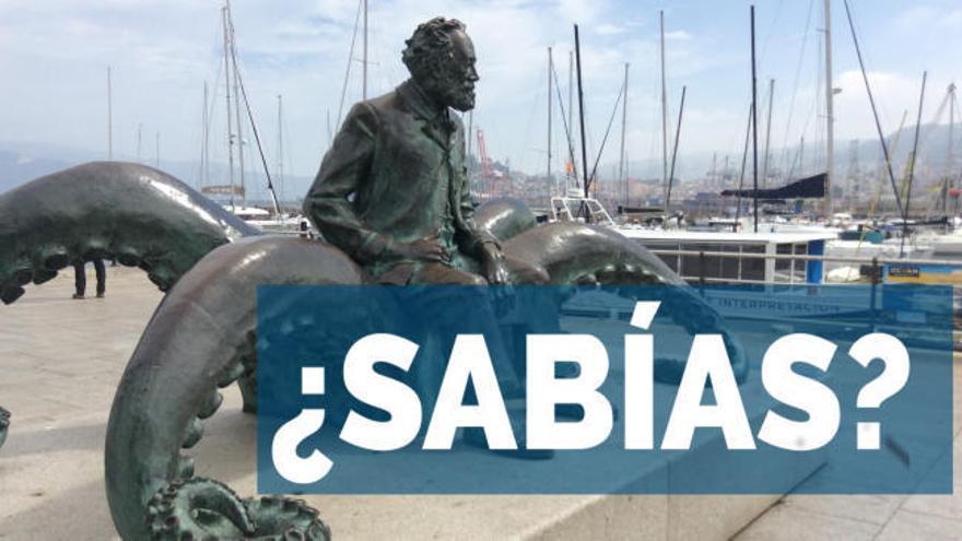 Julio Verne, 150 años de embajador universal de Vigo