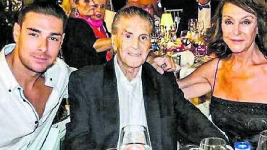 Jaime Ostos cumple 90 años en buen estado tras varios problemas de salud