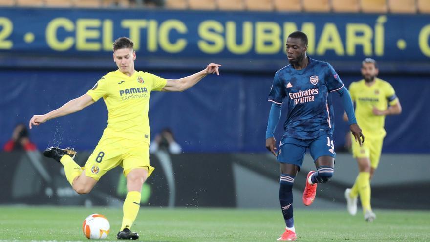 Foyth puede haber dicho adiós a la temporada con el Villarreal por una lesión