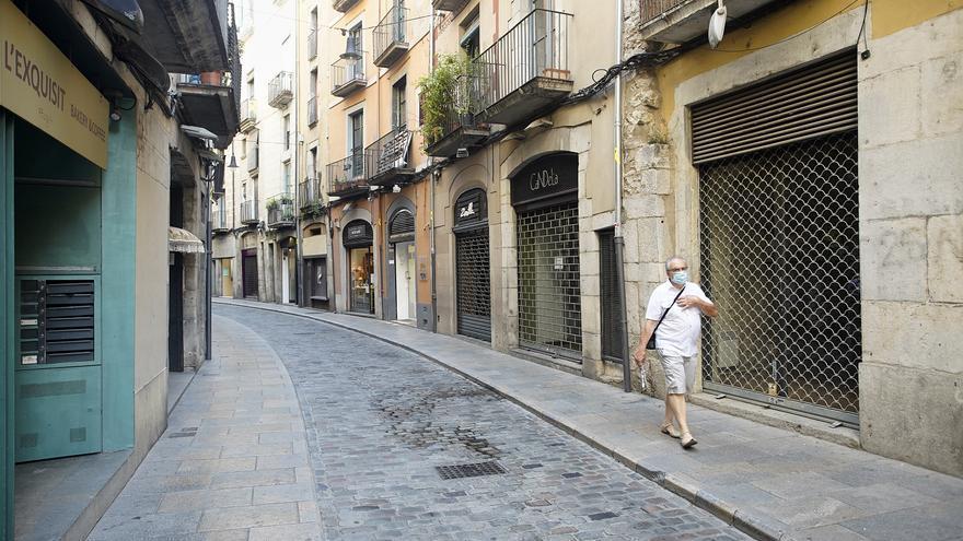 Girona inicia el procés participatiu per debatre l'ús d'espais buits del Barri Vell
