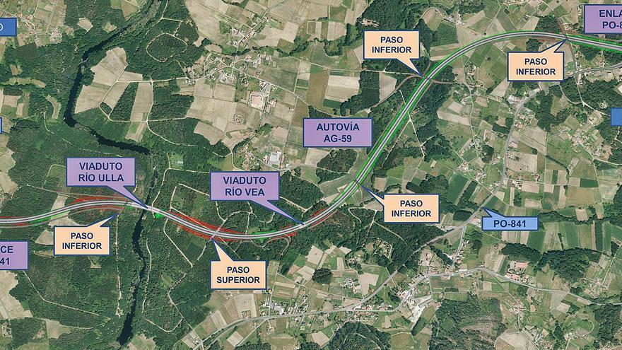 La autovía hasta Vea se comenzará a licitar a finales del próximo año y costará 48 millones