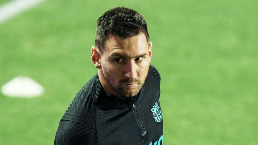 Messi y el Barcelona anuncian acciones legales por la publicación de su contrato