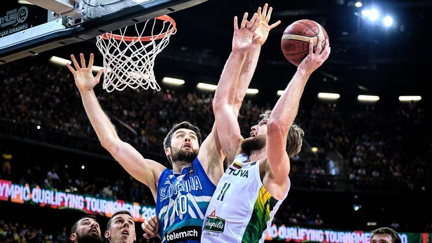 Valencia Basket: Tobey y Prepelic se medirán a España en Tokio 2020