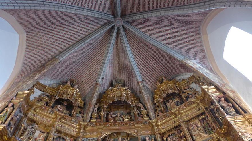 EL BOE publica la declaración BIC de la iglesia de Villanueva del Campo