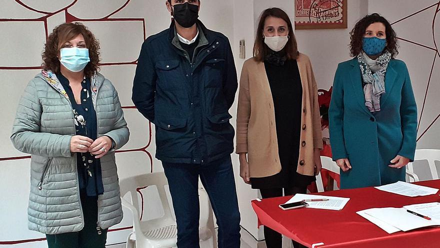 Puig y Ábalos se reparten los delegados de La Ribera Alta al congreso federal al 50 %