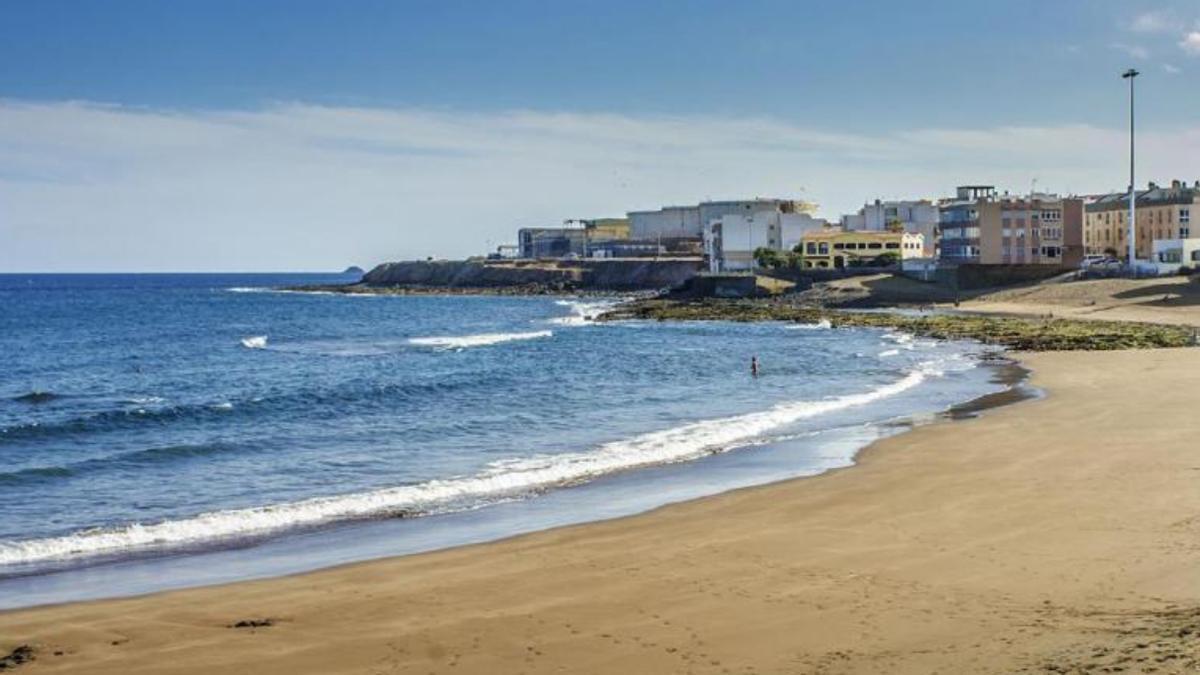 La playa de Salinetas, en una imagen de archivo