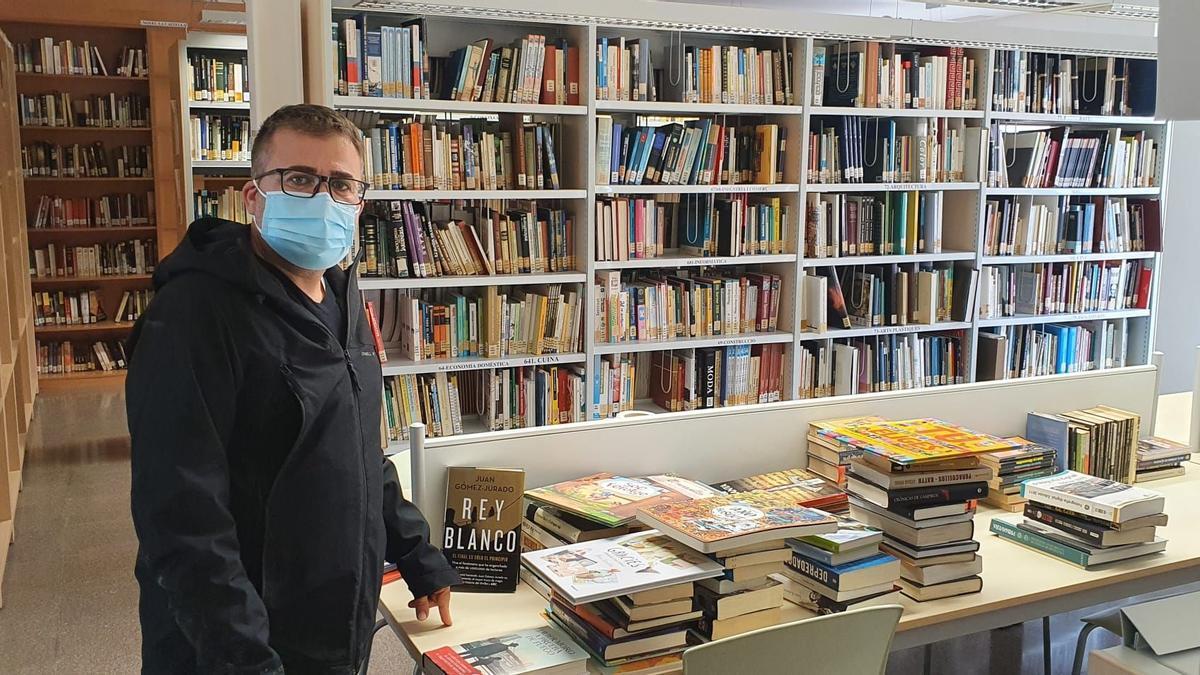 La Biblioteca Municipal de Xilxes presentó sus nuevas adquisiciones.