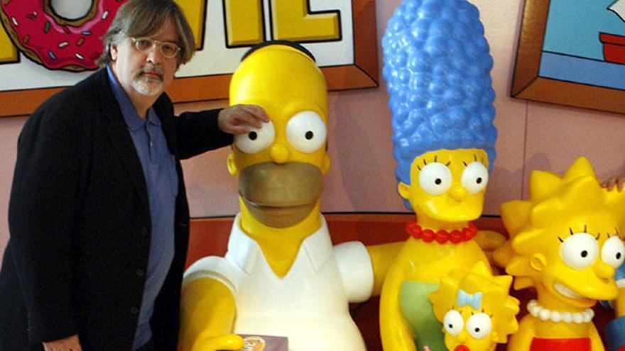 El creador de 'Los Simpson' prepara una sèrie per Netflix