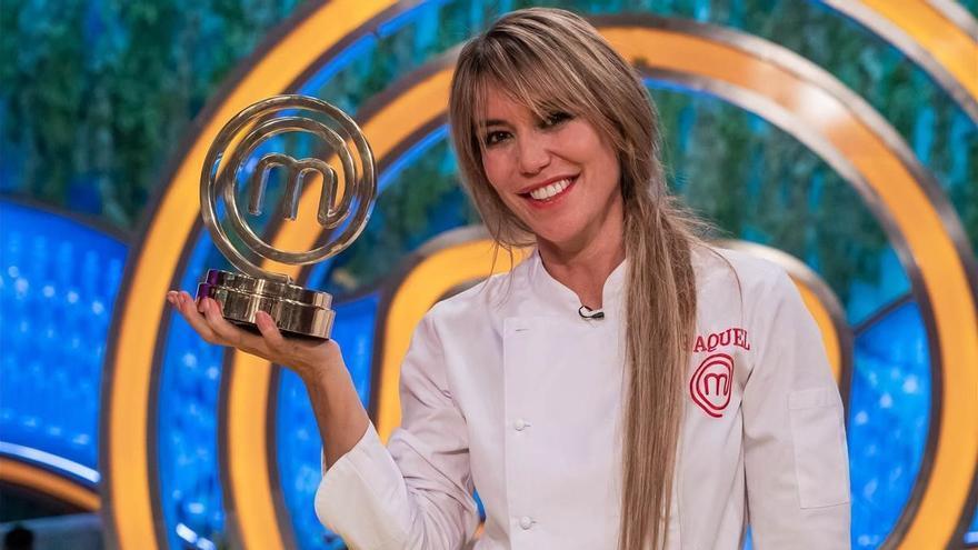 """Raquel Meroño: """"Antes cocinaban otros y yo era la que fregaba"""""""