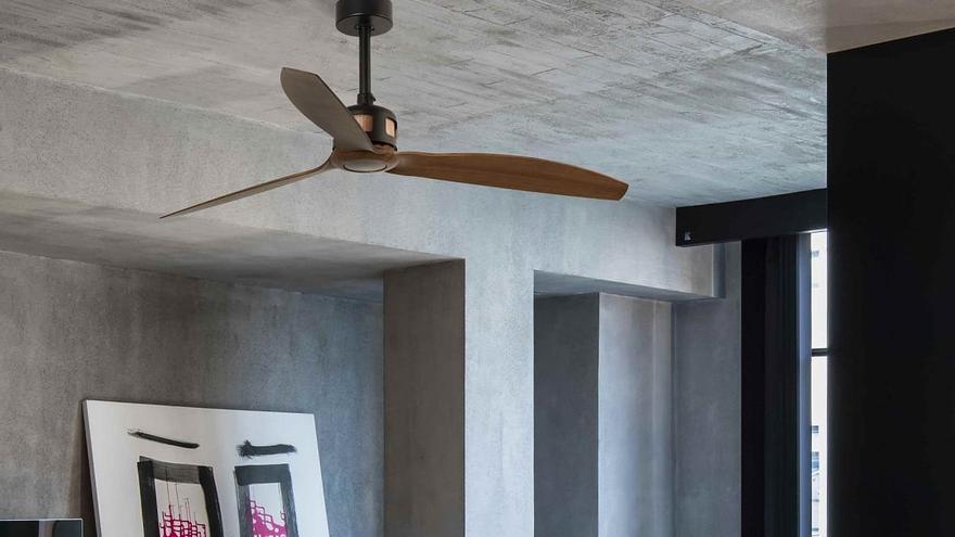 Ventajas de los ventiladores de techo, la mejor opción para el verano