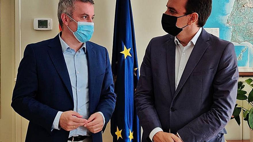 El Gobierno invierte 800.000 euros en reasfaltar la N-120 en A Cañiza
