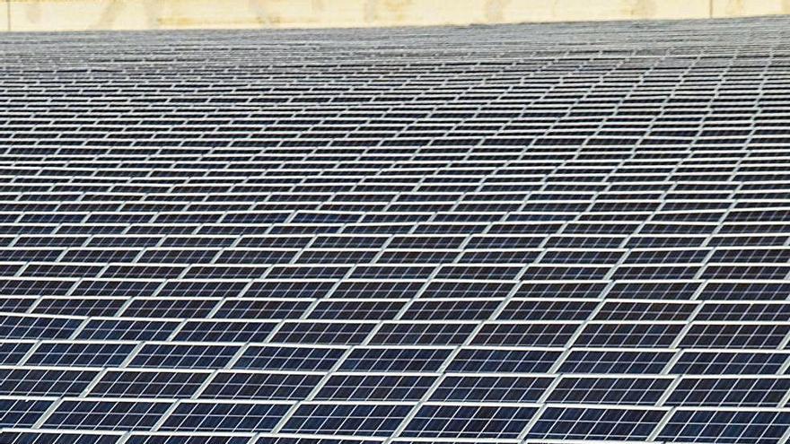 La electricidad de fuentes renovables se hace con cerca del 10% del mercado alicantino