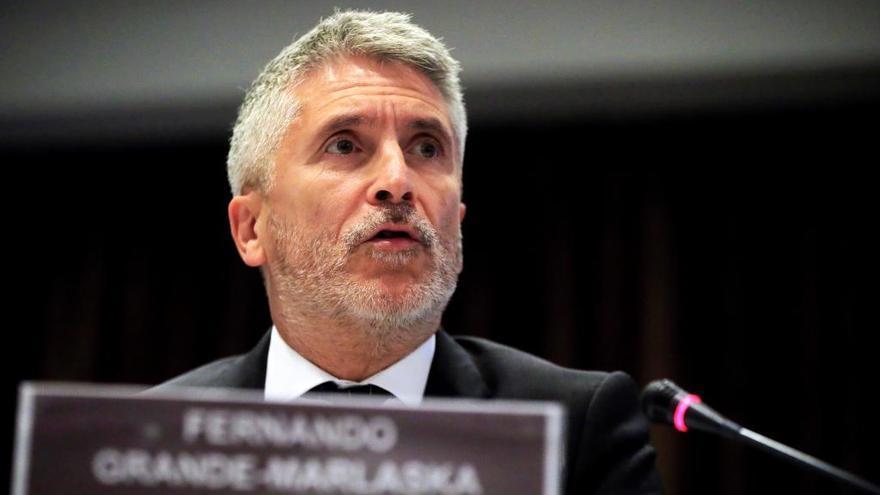 Fernando Grande-Marlaska, ante el reto de afianzarse