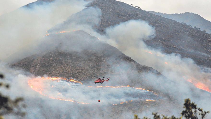 Arriben els incendis de sisena generació