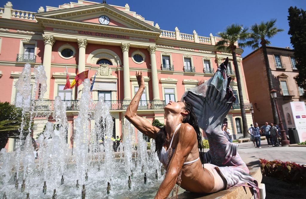 Así ha sido la manifestación por el Mar Menor de este sábado en Murcia