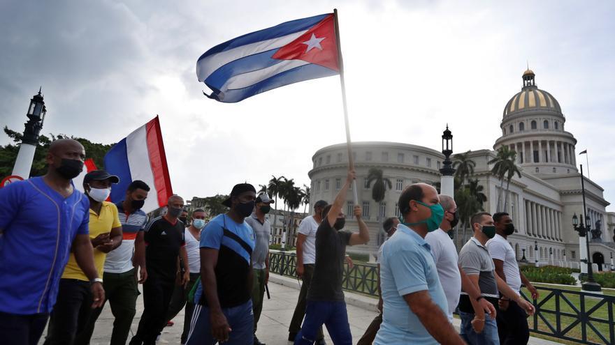 Liberan a la corresponsal de ABC arrestada tras las protestas de Cuba