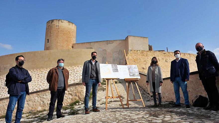 Un plan especial reurbanizará las 41 hectáreas del entorno del castillo de Elda