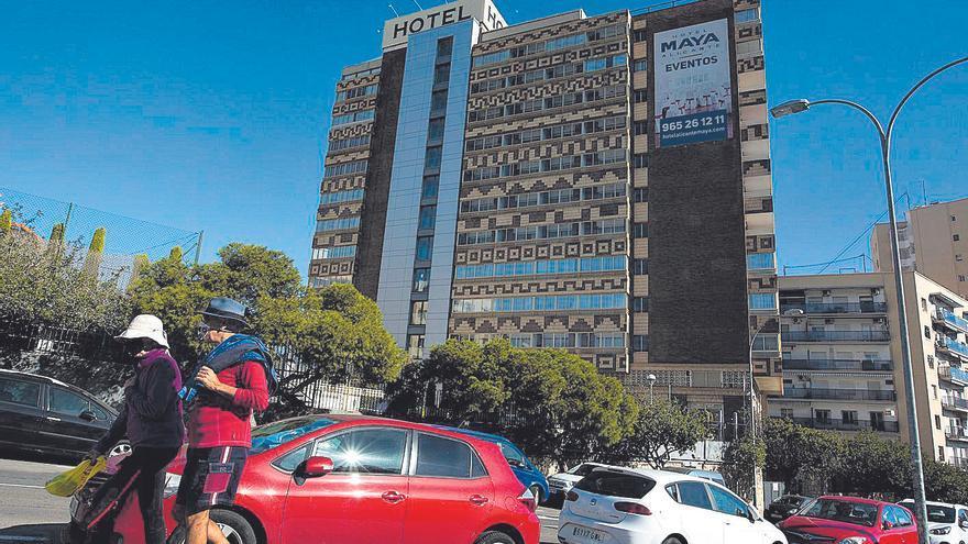 Las restricciones a la movilidad dejan en un 35% la ocupación en los hoteles de la Costa Blanca