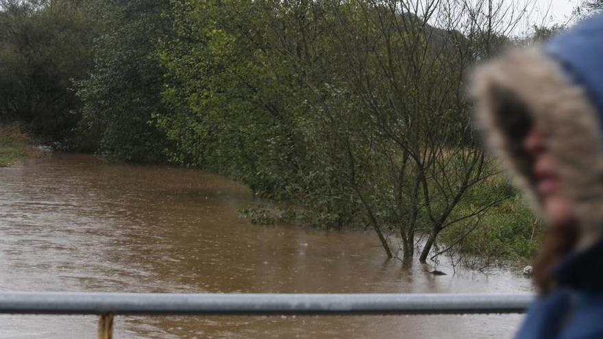 Inundaciones en la comarca de Avilés