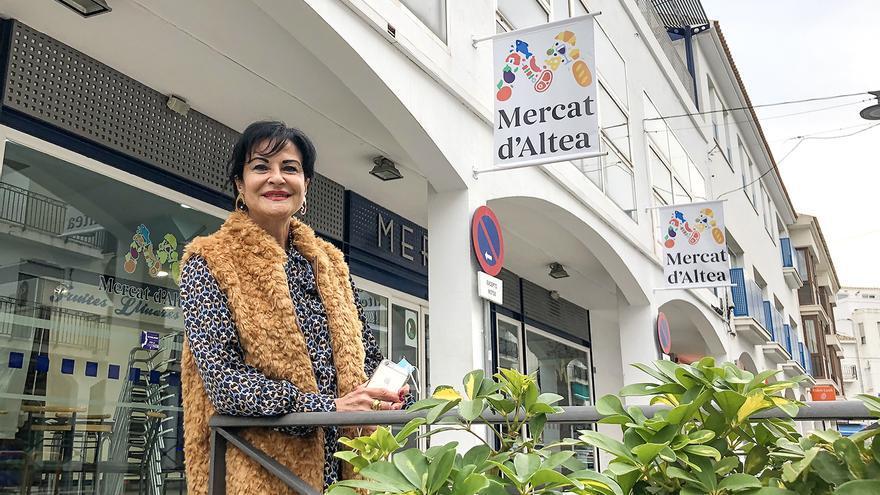 La alteana Pepa Moltó, elegida vicepresidenta de la Confederación de Mercados de la Comunidad Valenciana representando a Alicante