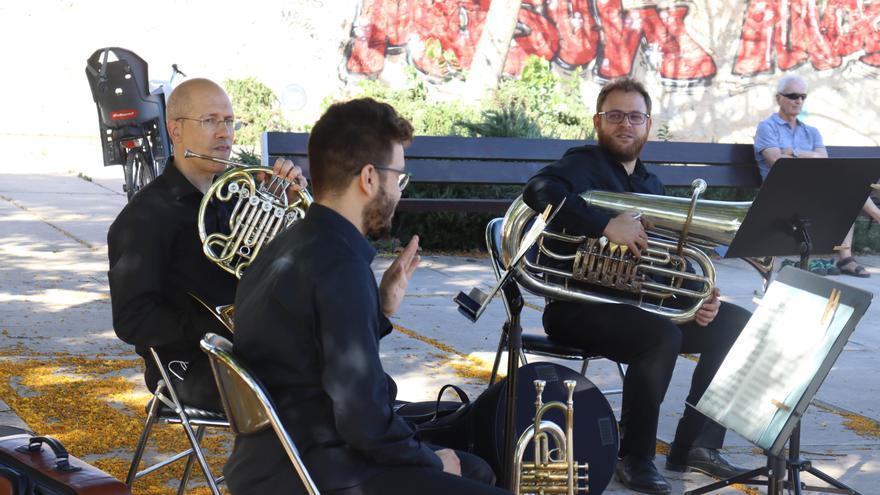 El Día de la Música inunda de  conciertos el espacio público de Palma