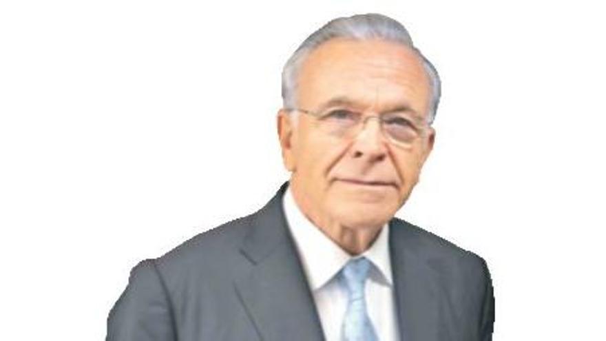 Isidre Fainé: El veterano banquero que sigue al mando