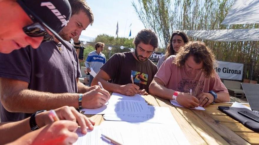 Comença «Las Dunas Costa Brava European Freestyle Pro Tour»