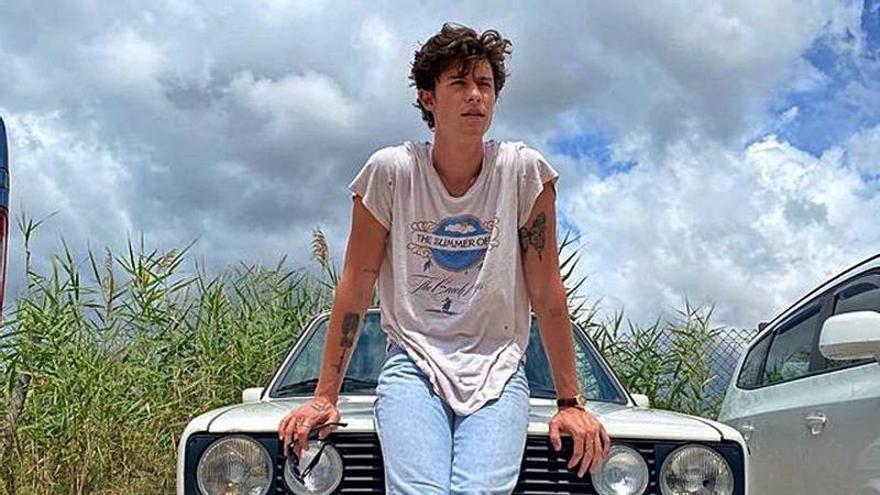 Shawn Mendes y su amor de verano en Mallorca, en los MTV Video Awards