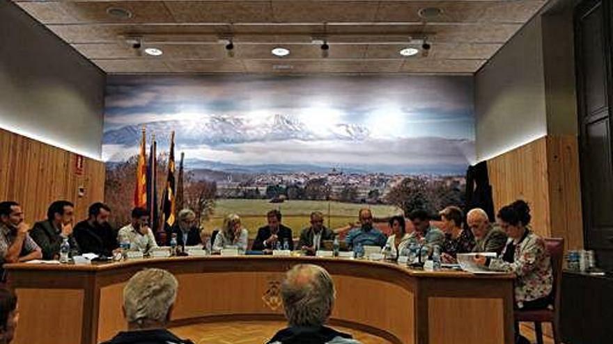 Vidreres demana un crèdit de 800.000 euros pel retard en el pagament de subvencions