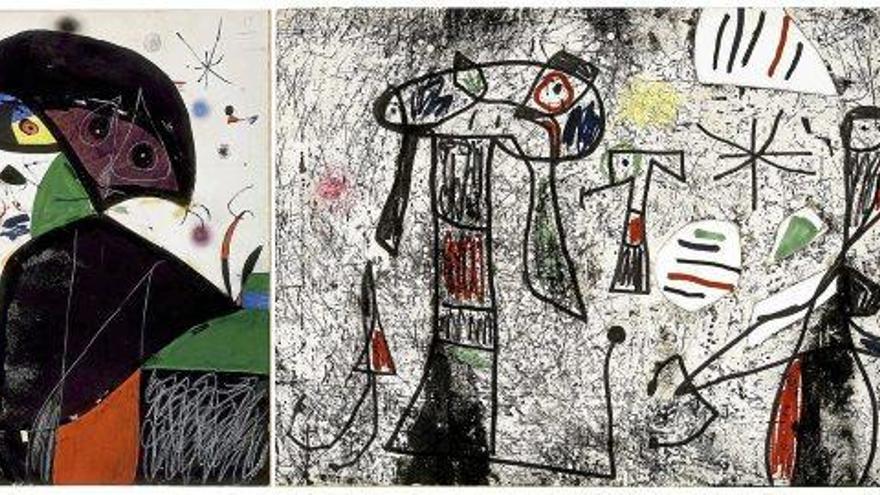 TV-Tipp: Arte befasst sich mit Miró